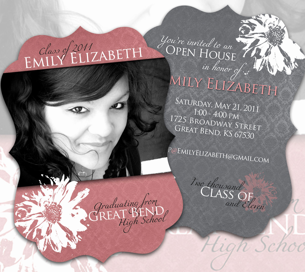 Free Online Graduation Invitation Templates Elegant Free Graduation Invitation Templates for Word