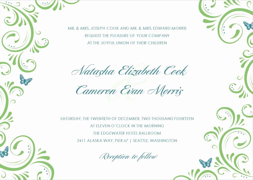 Free Online Invitation Templates Fresh Baptism Invitations Blank Templates Free Download