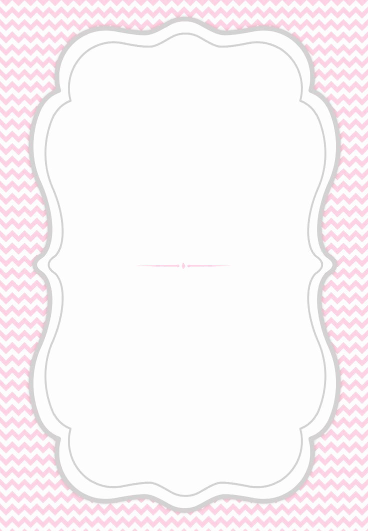 Free Online Invitation Templates Lovely French Curve Frame Free Printable Party Invitation