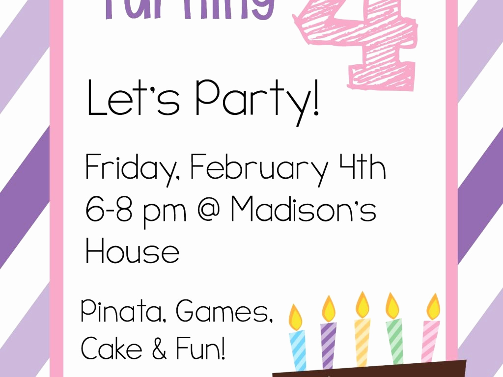 Free Online Invitation Templates New Line Birthday Party Invitations Templates Free Cobypic