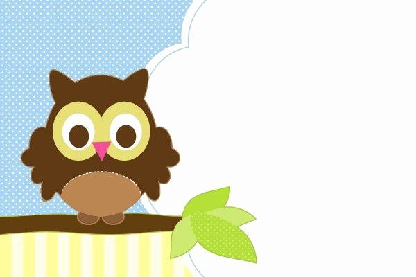 Free Owl Invitation Template Inspirational 31 Best Images About Free Party Printables On Pinterest