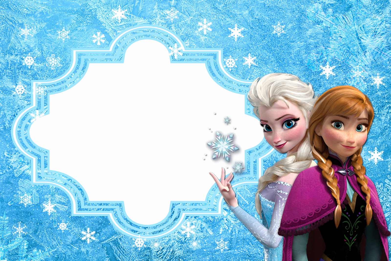 Free Printable Frozen Invitation Templates Awesome Frozen Free Printable Cards or Party Invitations