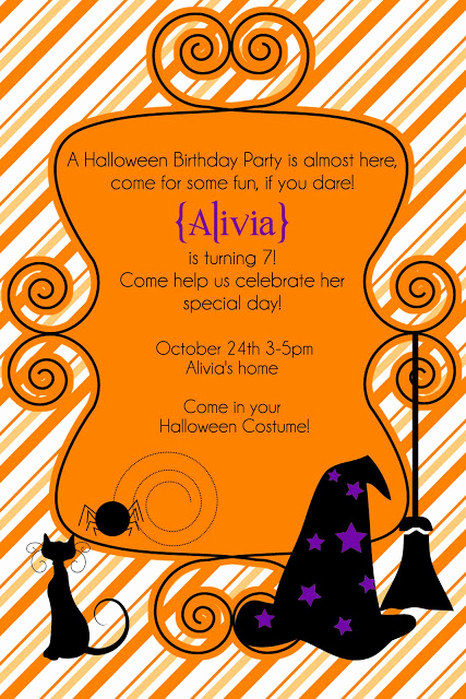 Free Printable Halloween Invitation Template New Free Halloween Party Invitation or Template Tips