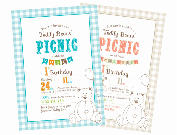 Free Printable Picnic Invitation Template Awesome 26 Picnic Invitation Templates Psd Word Ai