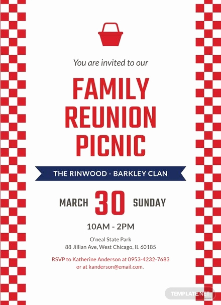 Free Printable Picnic Invitation Template Unique Free Pany Picnic Invitation Template In Ms Word