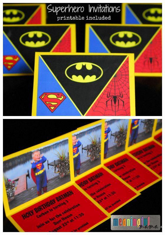 Free Superhero Invitation Template New Best 25 Superhero Invitations Ideas On Pinterest