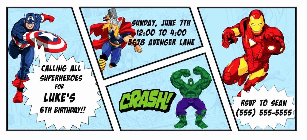 Free Superhero Invitation Template New Superhero Printables Vbs Super Hero S