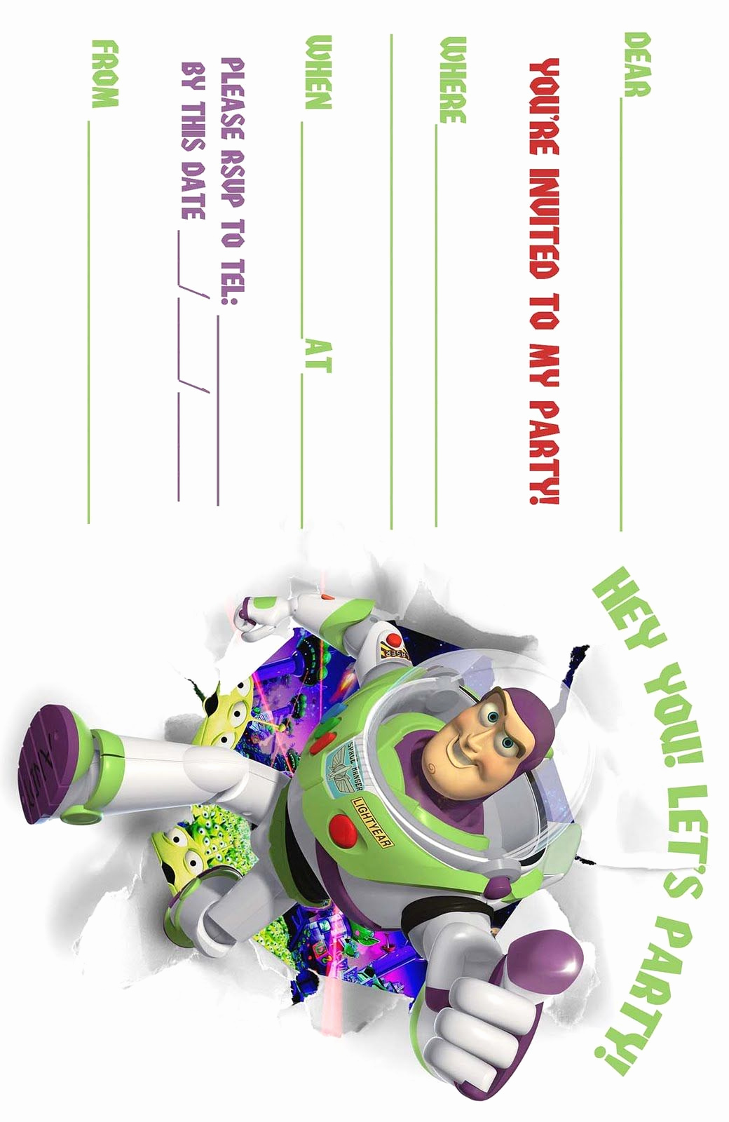 Free toy Story Invitation Template Awesome Pin by Holly Shrode On Logan S Birthday Party Ideas