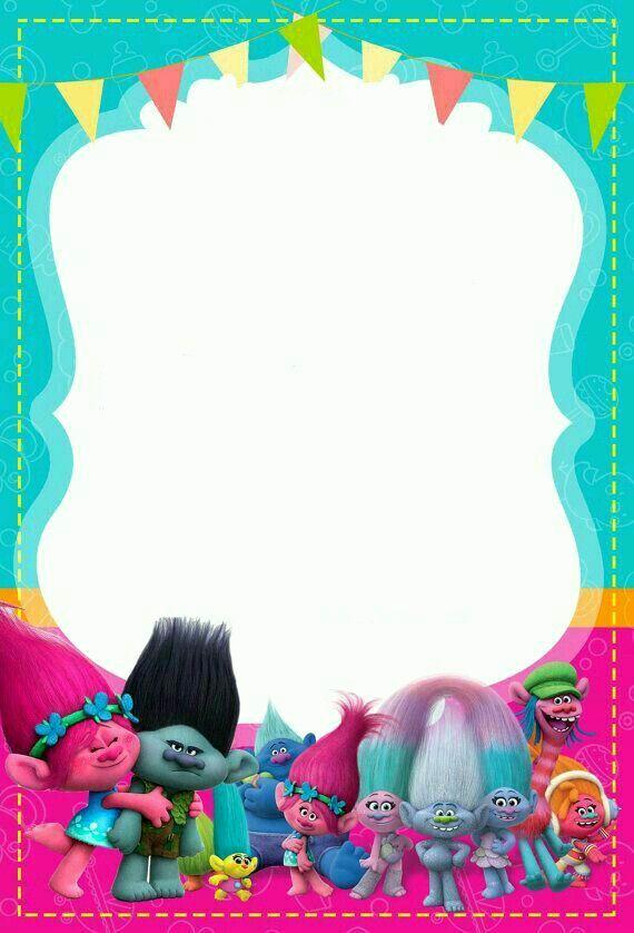 Free Trolls Invitation Template Unique Best 25 Princess sofia Invitations Ideas On Pinterest