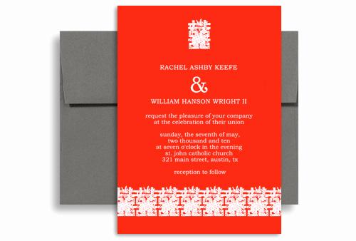 Free Vietnamese Wedding Invitation Template Fresh Modern asian Chinese Personalized Wedding Invitation 5x7
