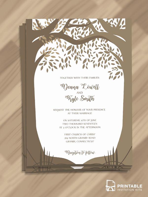 Free Wedding Invitation Printable Templates New Free Editable and Printable Pdf Wedding Invitation