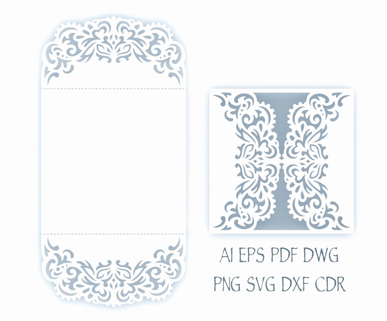 Free Wedding Invitation Svg Files Lovely Svg Wedding Invitation 5x5 Gate Fold Card Template
