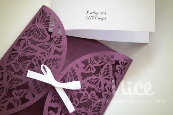 Free Wedding Invitation Svg Files Unique Digital Svg File butterfly Wedding Invitation Cover