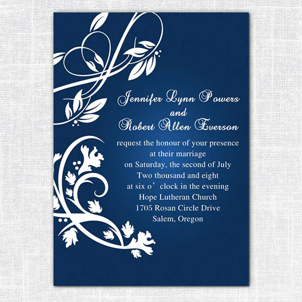 Free Wedding Invitation Templates Download Luxury Editable Wedding Invitation Templates Free Download