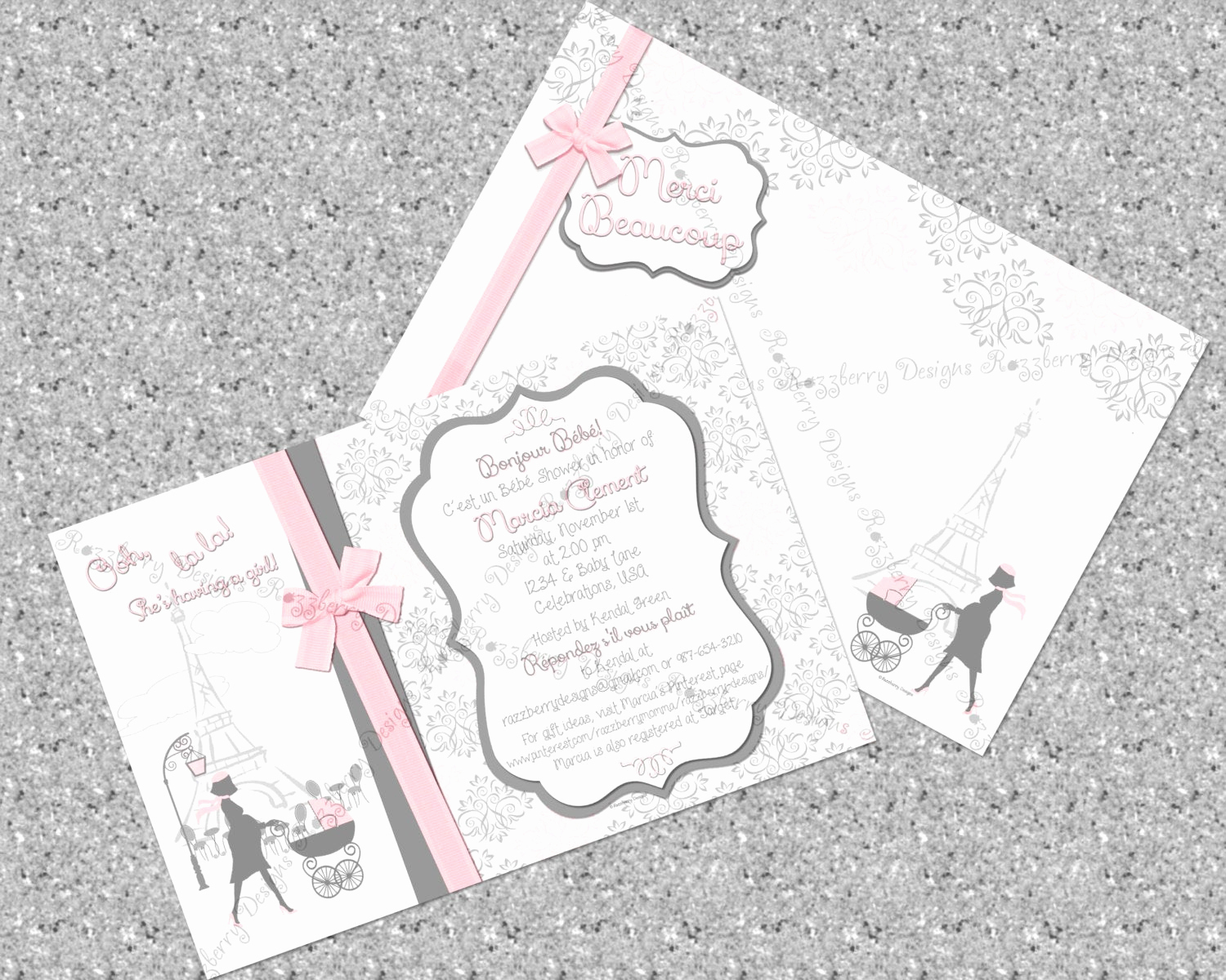 French Baby Shower Invitation Best Of Bonjour Bebe Baby Shower Invitation Paris theme French theme