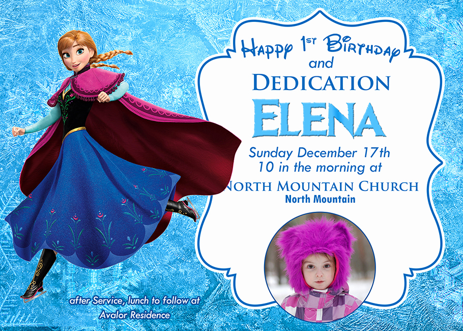 Frozen Birthday Invitation Template Beautiful Free Frozen Invitation Template
