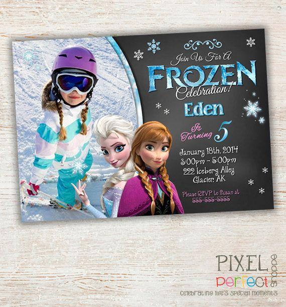 Frozen Birthday Invitation Templates New 1000 Ideas About 21st Birthday Invitations On Pinterest