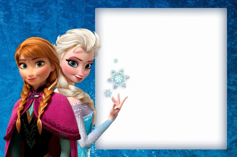 Frozen Invitation Printable Free New Frozen Free Printable Invitation Templates