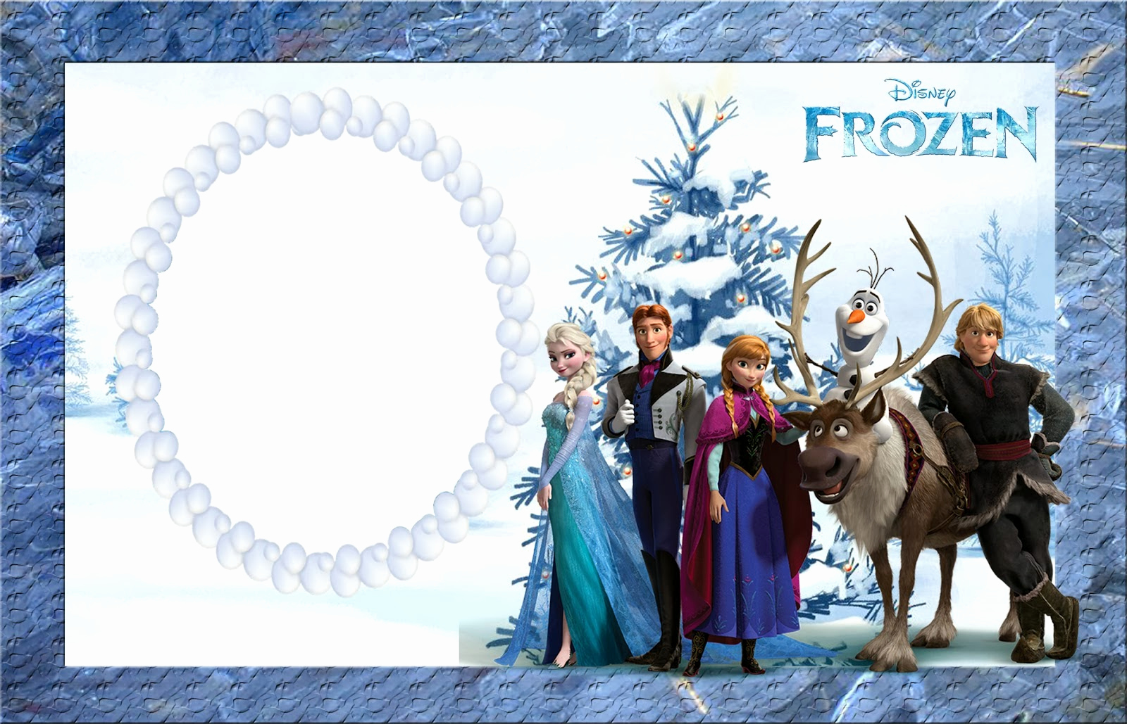 Frozen Party Invitation Templates Unique Frozen Party Free Printable Invitations