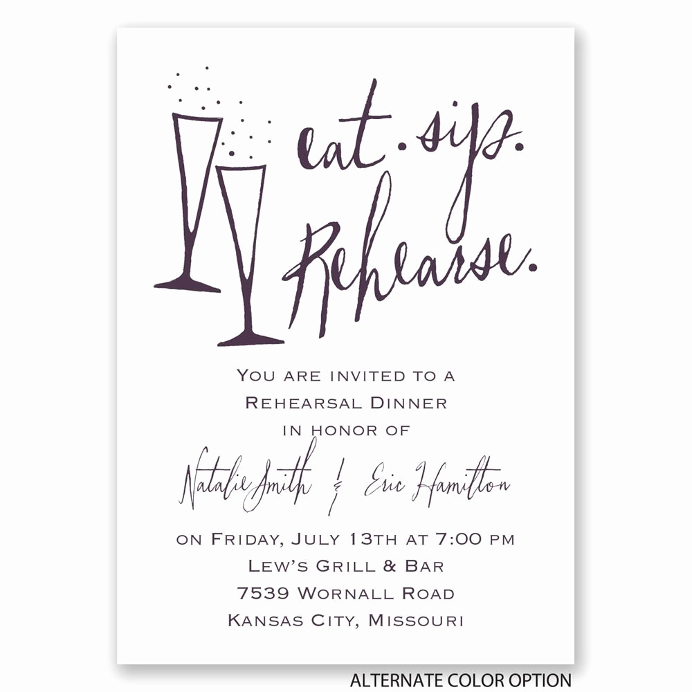 Fun Rehearsal Dinner Invitation Wording Best Of Rehearsal Dinner Invitations Wording