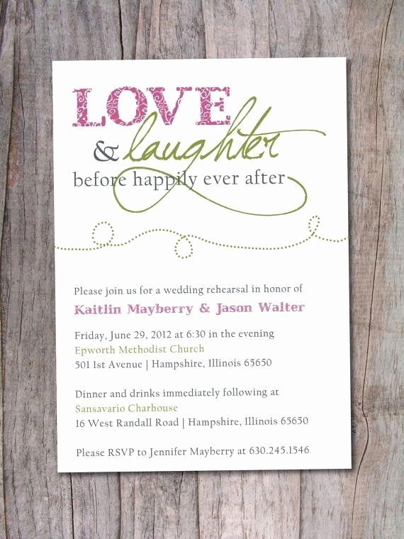 Fun Rehearsal Dinner Invitation Wording Fresh Best 25 Rehearsal Dinner Invitation Wording Ideas On