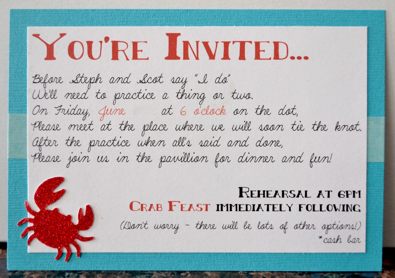 Fun Rehearsal Dinner Invitation Wording New Funny Dinner Party Invitation Wording