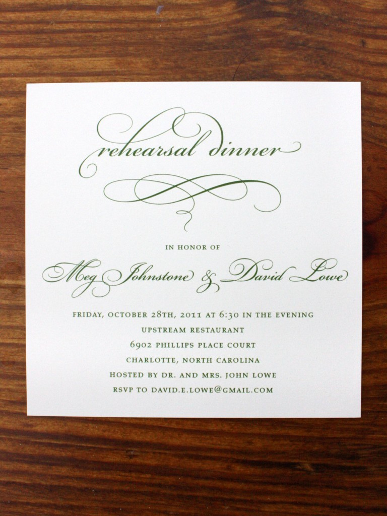 Fun Rehearsal Dinner Invitation Wording Unique 10 Easy and Unique Rehearsal Dinner Invitations – Bestbride101