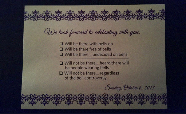 Fun Wedding Invitation Wording Best Of 9 Hilarious Wedding Invitations that Simply Can't Be