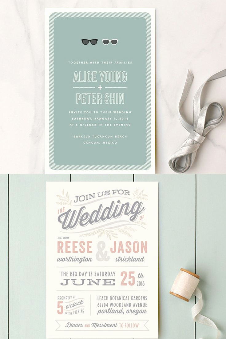 Fun Wedding Invitation Wording Luxury Wedding Invitation Wording that Won T Make You Barf