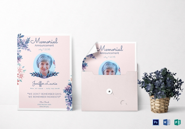 Funeral Invitation Template Free Best Of 28 Funeral Invitation Templates Psd Ai
