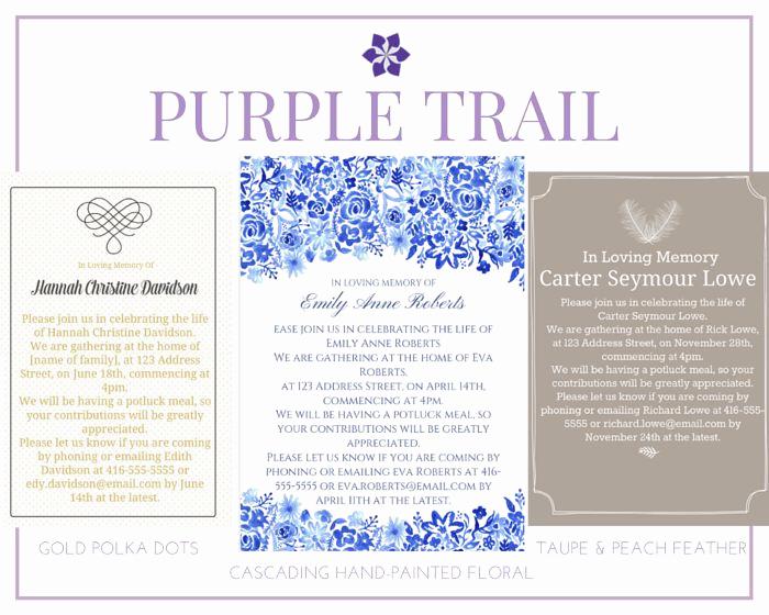 Funeral Reception Invitation Wording Beautiful 39 Best Funeral Reception Invitations