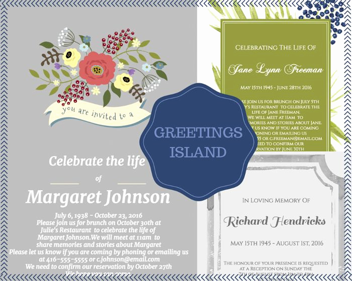 Funeral Reception Invitation Wording Fresh 30 Best Funeral Reception Invitations Images On Pinterest