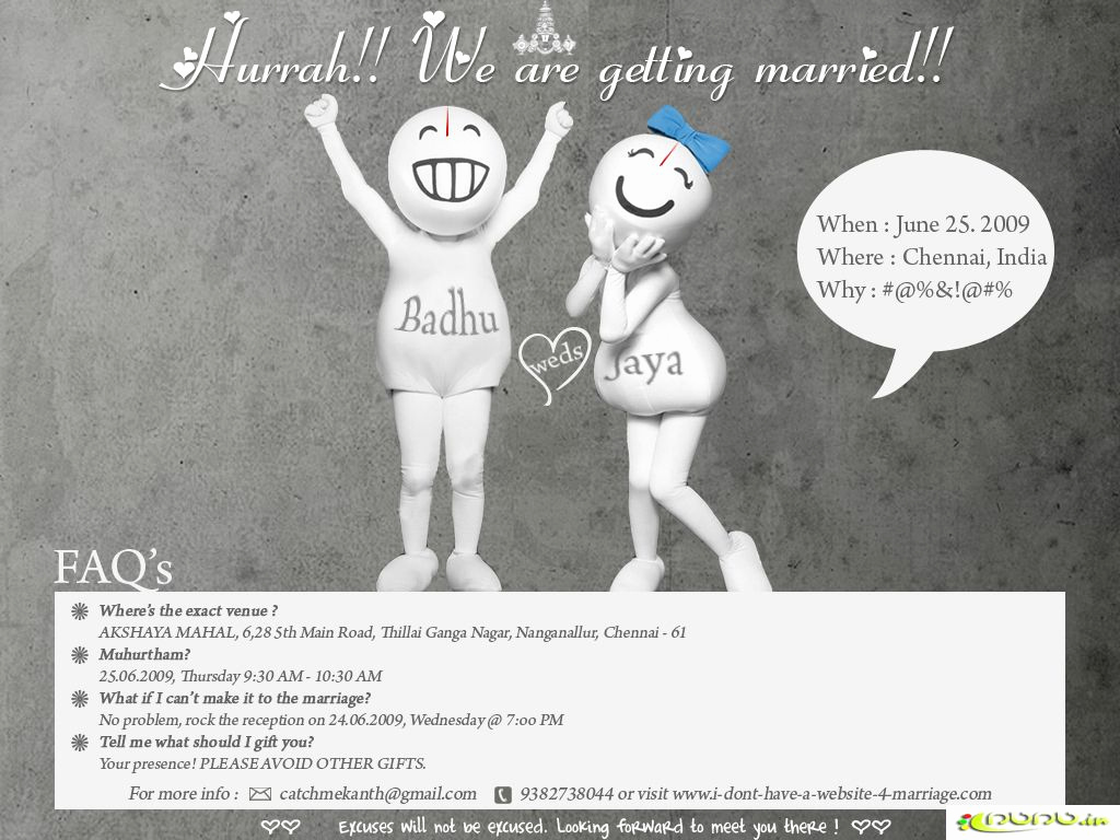 Funniest Wedding Invitation Wording Awesome Funny Wedding Invitations Humorous Wedding Invitations