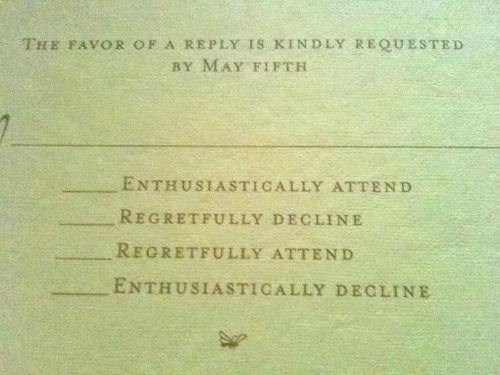 Funniest Wedding Invitation Wording Inspirational How to Get Your Guests to Rsvp to Your Wedding