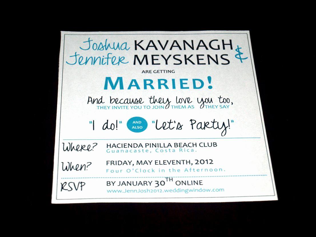 Funniest Wedding Invitation Wording Lovely Funny Wedding Invitations Pdttktxl