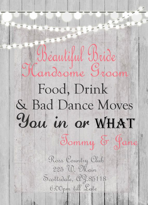 Funniest Wedding Invitation Wording Luxury Best 20 Wedding Invitation Sayings Ideas On Pinterest