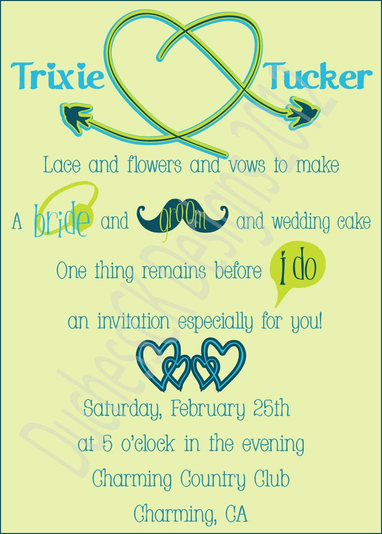 Funniest Wedding Invitation Wording Unique 25 Funny Wedding Invitations that Simply Can T Be