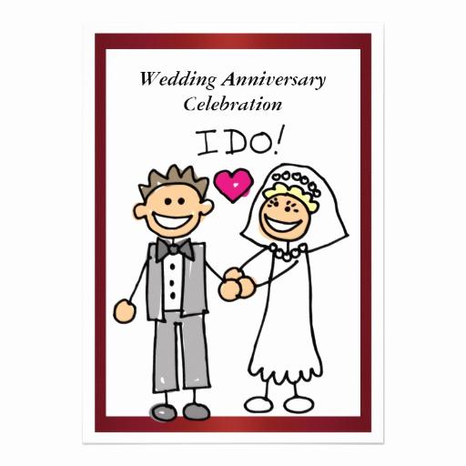 "Funny Anniversary Invitation Wording Fresh Funny Wedding Anniversary Invitation 5"" X 7"" Invitation"