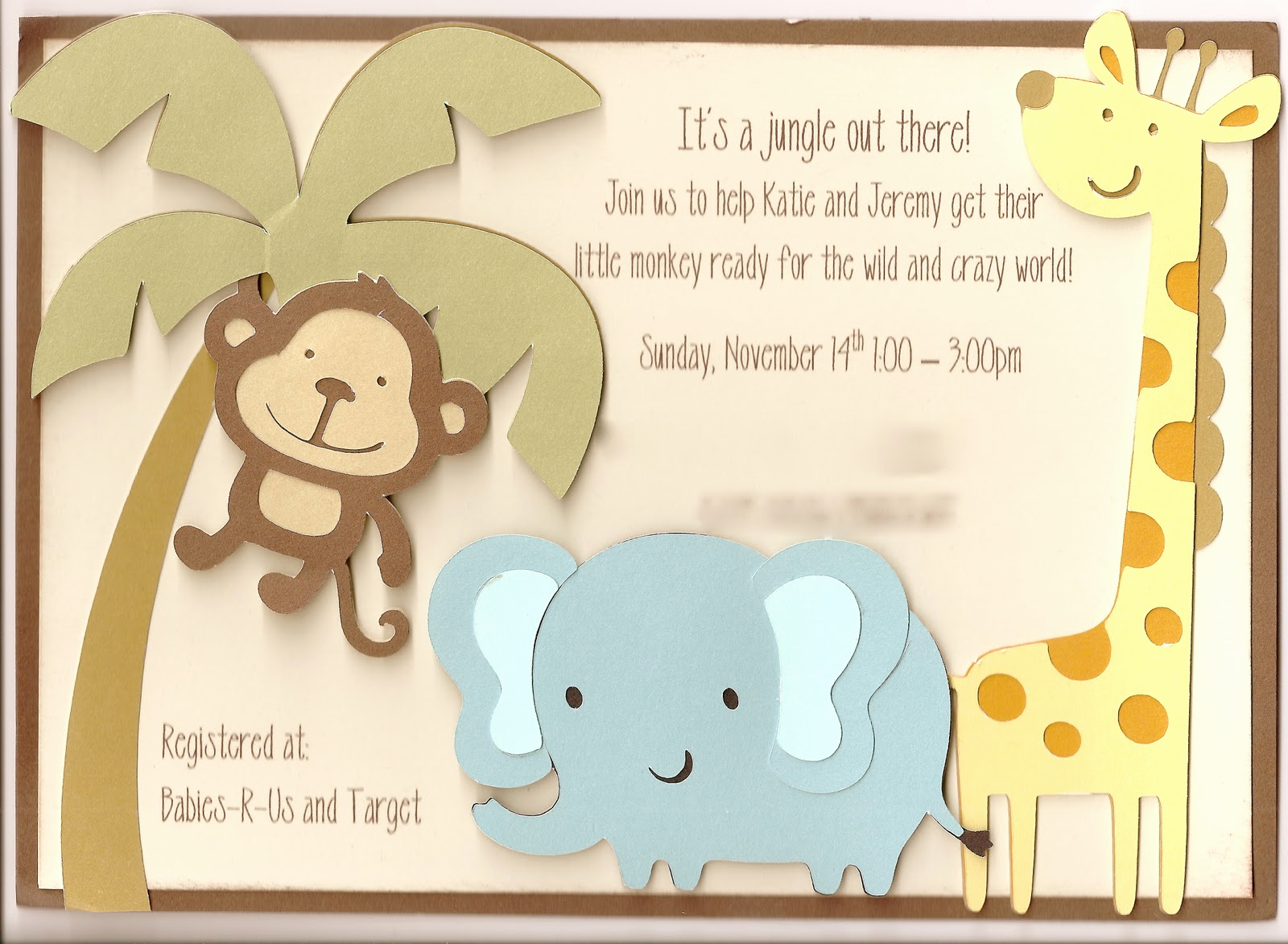 Funny Baby Shower Invitation Wording Awesome Making Your Own Funny Baby Shower Invitations