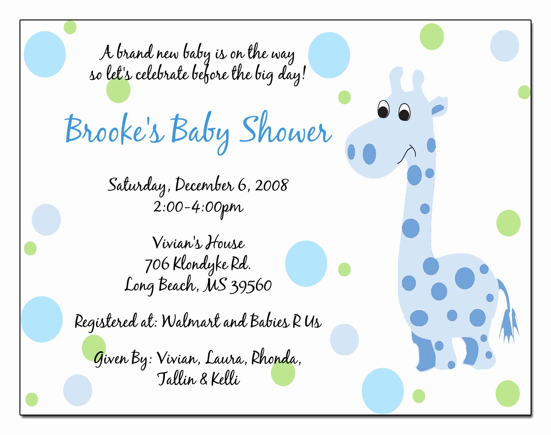 Funny Baby Shower Invitation Wording Unique Baby Boy Shower Invitations Wording Ideas