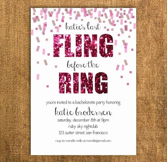 Funny Bachelorette Party Invitation Wording Awesome Diy Printable Bachelorette Invitation