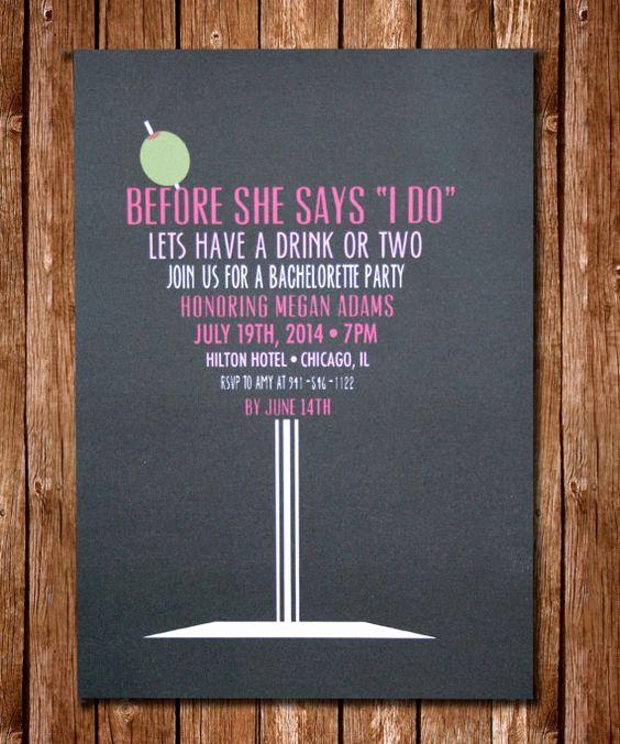 Funny Bachelorette Party Invitation Wording Beautiful Fun and Flirty Bachelorette Party Invite
