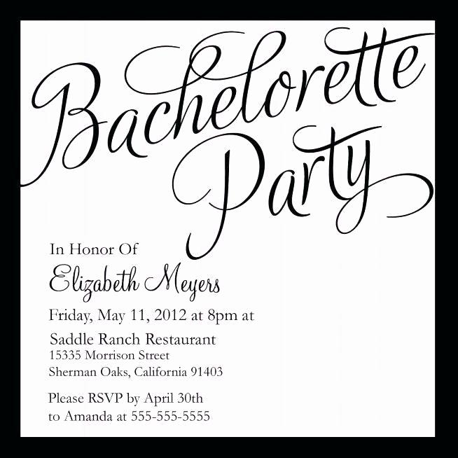Funny Bachelorette Party Invitation Wording Lovely Bachelorette Party Invitation Wording Funny – Reluminizes