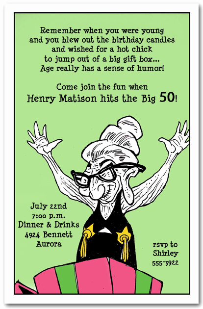 Funny Birthday Invitation Quotes Lovely Old Geezer Funny Birthday Party Invitations