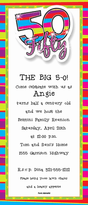 Funny Birthday Invitation Quotes New 50th Milestone Birthday Quotes Quotesgram