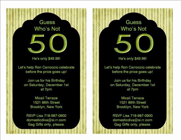 Funny Birthday Invitation Quotes Unique 50th Birthday Quotes for Men Quotesgram