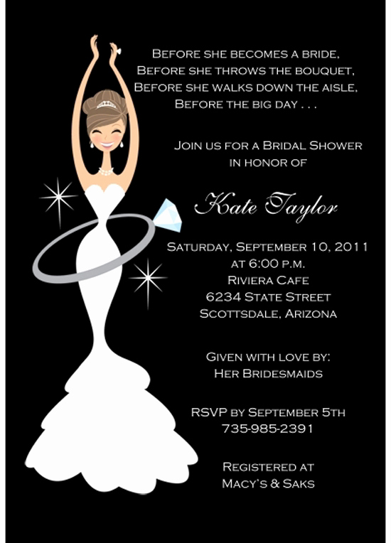 Funny Bridal Shower Invitation Wording Inspirational 15 Bridal Shower Party Invitations