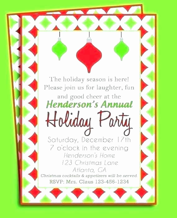 Funny Christmas Party Invitation Wording Beautiful Funny Christmas Party Invitation Wording Ideas