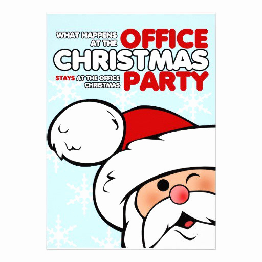 Funny Christmas Party Invitation Wording Best Of Funny Fice Christmas Party Invitations