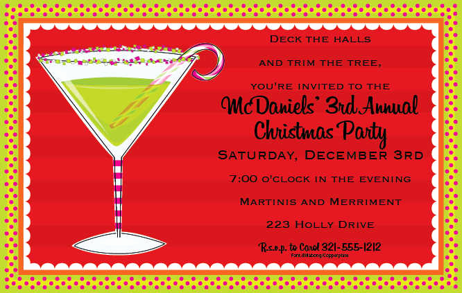 Funny Christmas Party Invitation Wording Best Of Holiday Cocktail Party Invitation Wording